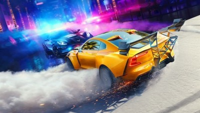 Need For Speed Heat galeri